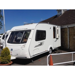 2009 SWIFT CHALLENGER 480 £7295.00