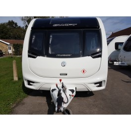 SWIFT FAIRWAY CHALLENGER 530 2016 £16,995