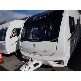 Swift Fairway 530 2016 £16,995