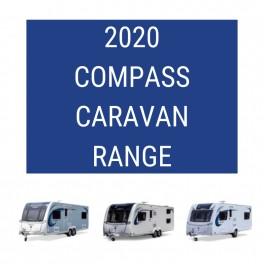 Compass Caravans 2020 selection
