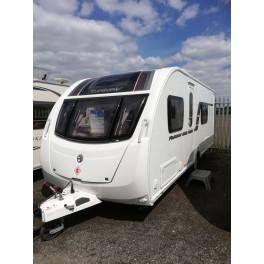 Swift fairway 554 - 2012 **now sold**