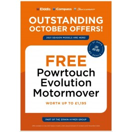 Free Powrtouch Evolution motor-mover Offer!